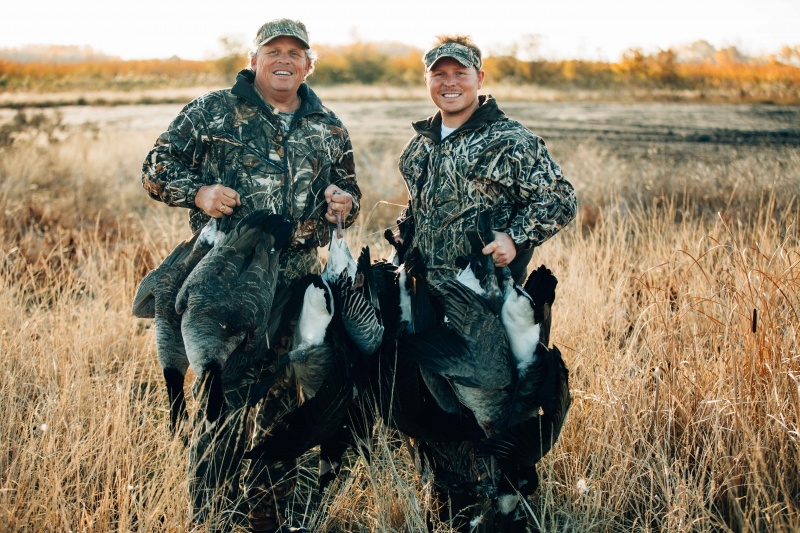 Early October Lessers with Birdtail Waterfowl