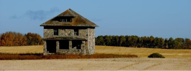 Cool old stone house 3