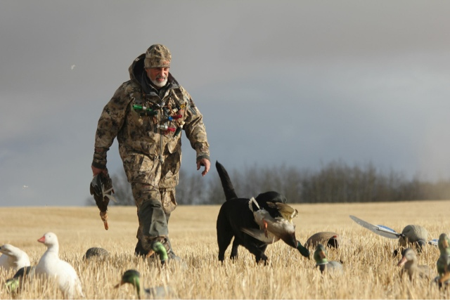 Mike Conchatre and Teal 3